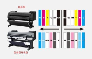 改变为了更快更好-四关键颜色的布局调整